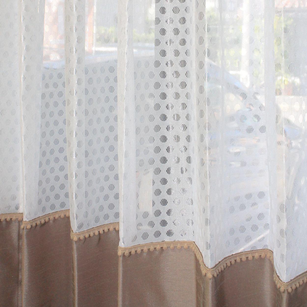 色と柄が意識を変える開運カーテン
