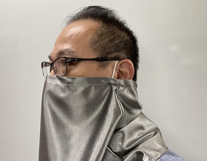 暑くない!アウトドアで大活躍する遮熱フェイスマスク・フェイスカバー