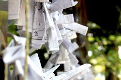 神社のお札やお守りも印刷物