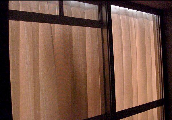 一般的なカーテン