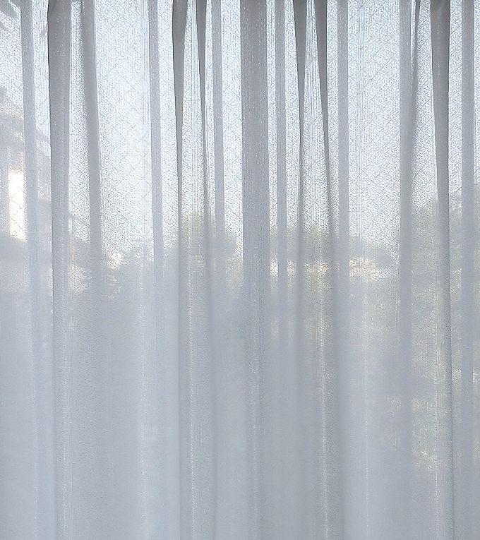 ナノレッド保温レースカーテン