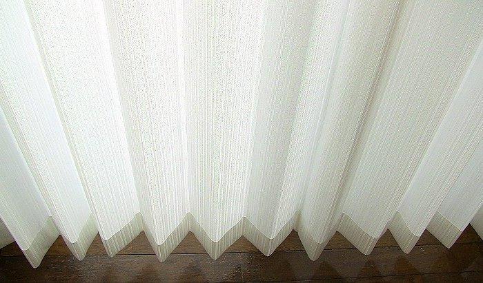 エアコン節電カーテン